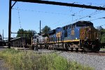 CSX 3256 on Q438